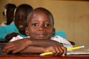 Bildung hat stets höchste Priorität in allen ORA-Projekten in Guinea Bissau.