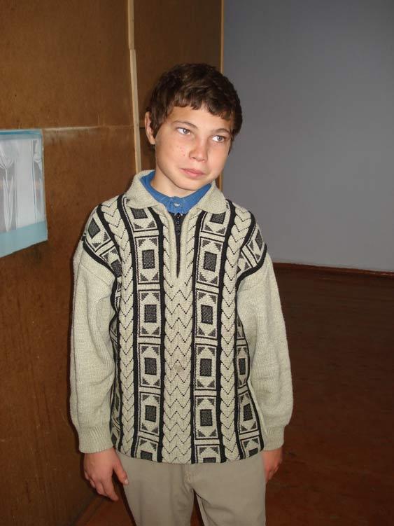 Schicksale: Ein Junge aus Moldawien