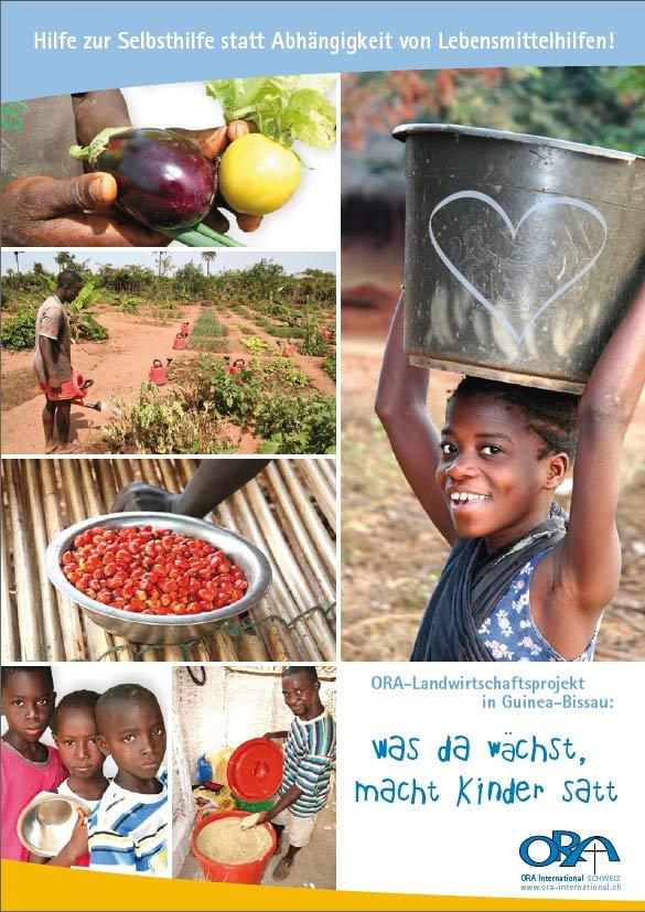 Hilfe zur Selbsthilfe statt Abhängigkeit von Lebensmittelhilfen!