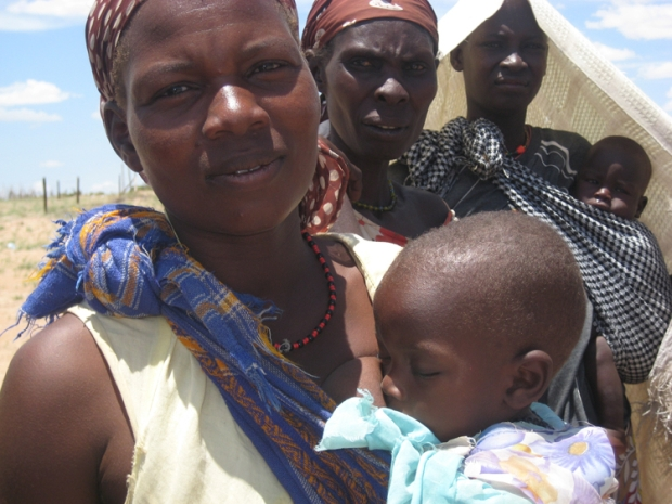 Mehr als zwei Millionen Kinder sind von der schlimmsten Dürre seit 60 Jahren betroffen. Gemeinsam können wir Hoffnung trotz Hunger schaffen.