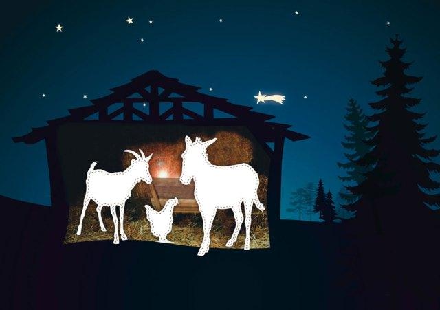 Bitte füllen Sie den Stall einer bedürftigen Familie mit einem Nutztier - oder mehreren!