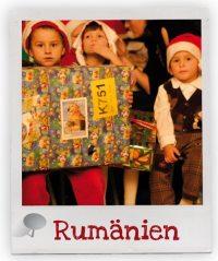 Kinder aus unserem Förderschaftsprojekt in Rumänien