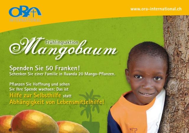 Lesen Sie unsere Aktionskarte und pflanzen Sie Hoffnung in Ruanda!