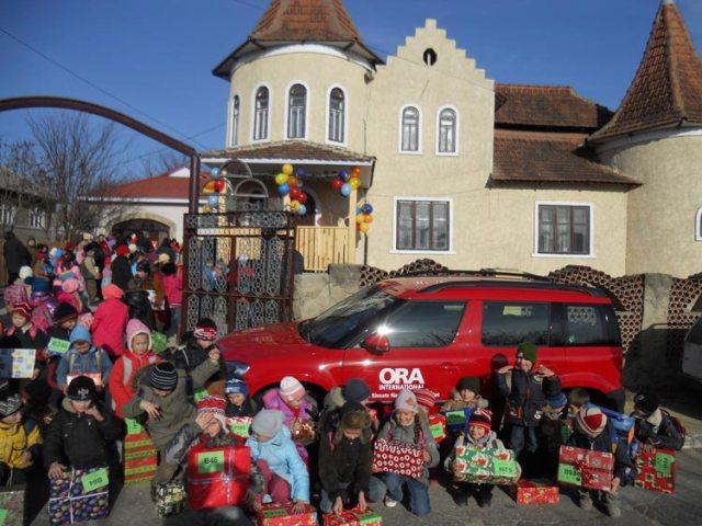 Die Kindertagesstätte im Dorf Chiperceni bietet den Kindern ein betreutes Zuhause nach der Schule. Hausaufgabenbetreuung, Essen, Spiel und Spass inbegriffen.