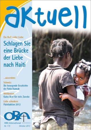 ORA aktuell: Das vielseitige Spendermagazin voll aktueller Informationen