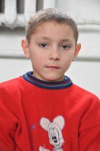 Das ist Grigore aus Moldawien