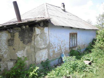 Grigores Haus von hinten