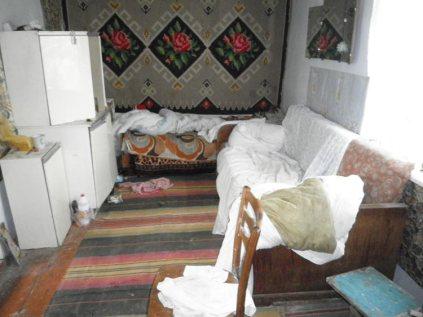 Die Wohnstube, nur hier ist's etwas warm